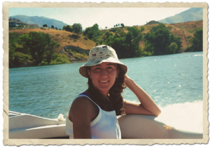 Boating in Hyrum