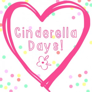 Cindrella Days!  www.mytribute journal.com