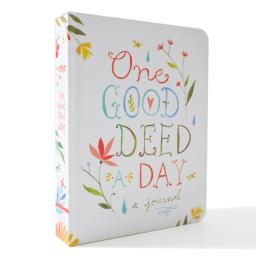 One Good Deed a Day journal!
