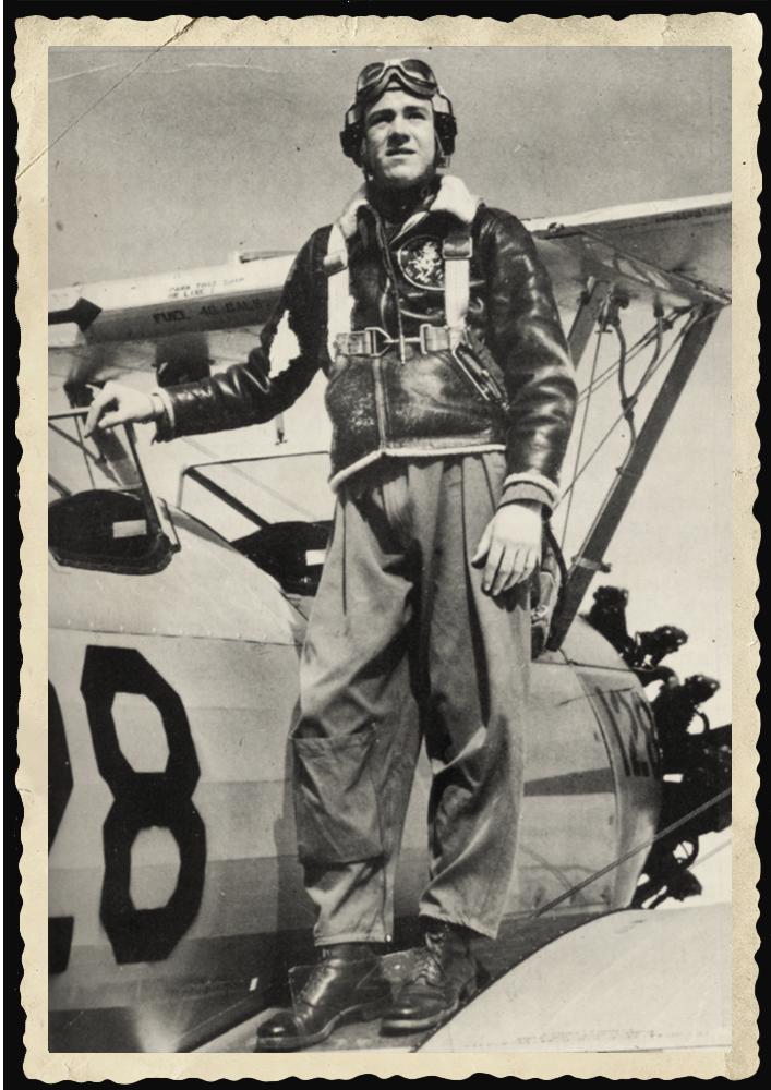 Uncle Cec--WWII pilot