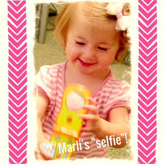 """Marli's """"selfie""""! www.mytributejournal.com"""