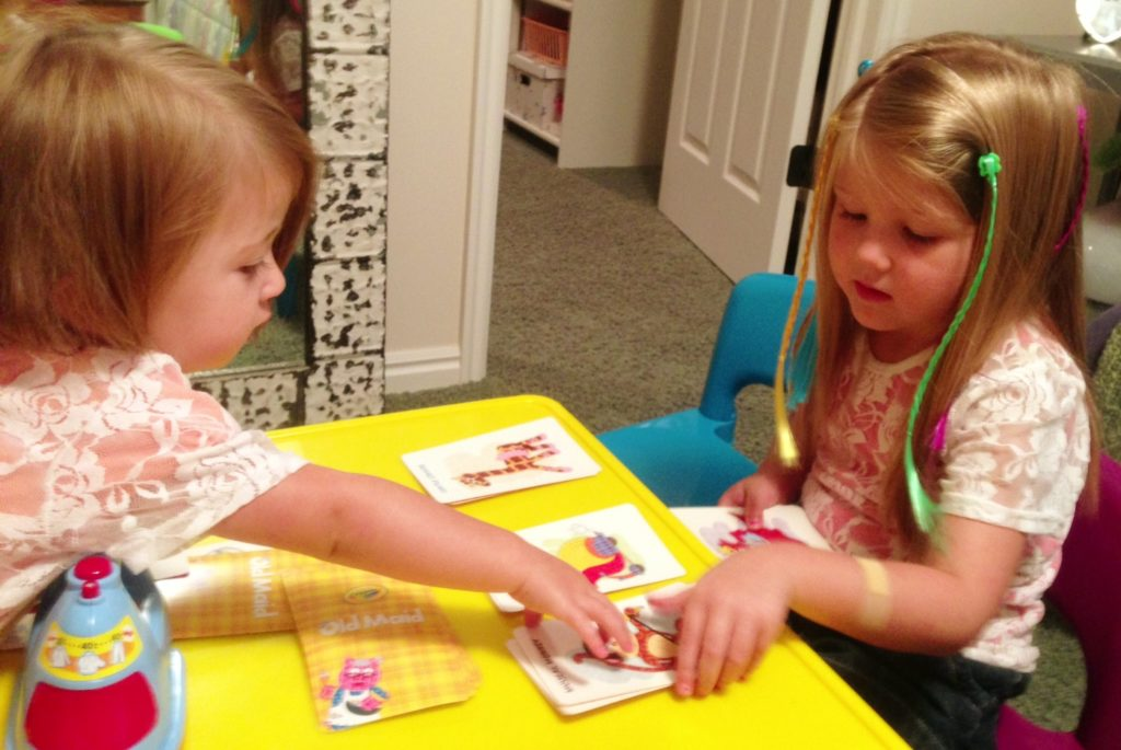 "Playing ""Old Maid""! www.mytributejournal.com"