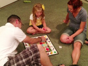 """Game Night"" with Jake and Whitney! www.mytributejournal.xom"