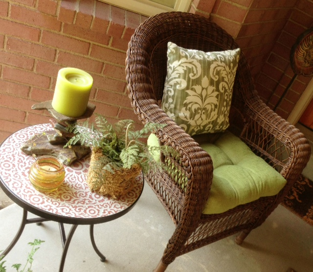 Patio furniture! www.mytributejournal.com