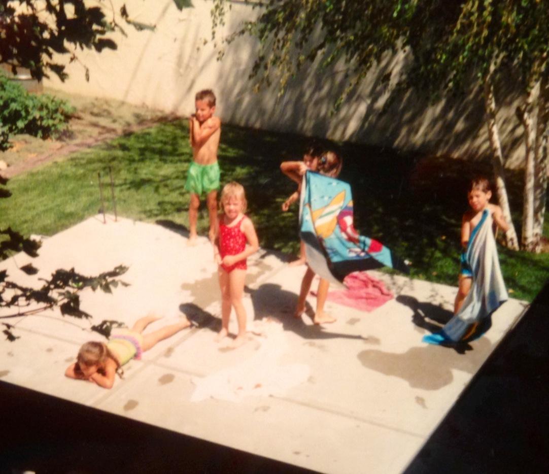 cinderella days backyard water fun tribute journal