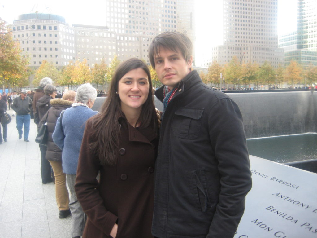 Ground Zero memorials www.mytributejournal.com
