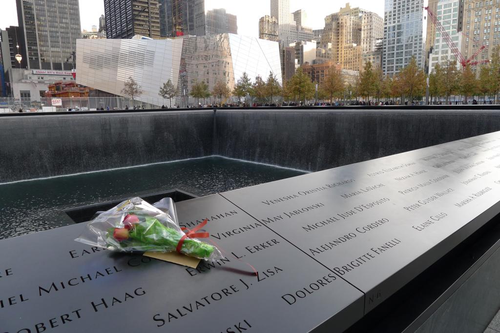 Ground Zero Memorial www.mytributejournal.com