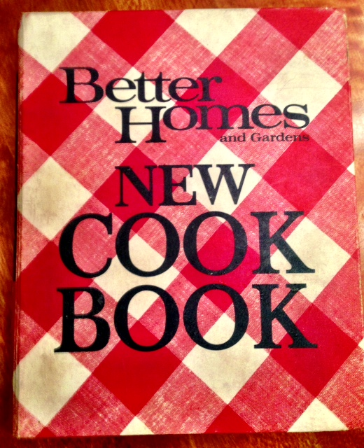 Better Homes and Garden Cook Book  www.mytributejournal.com