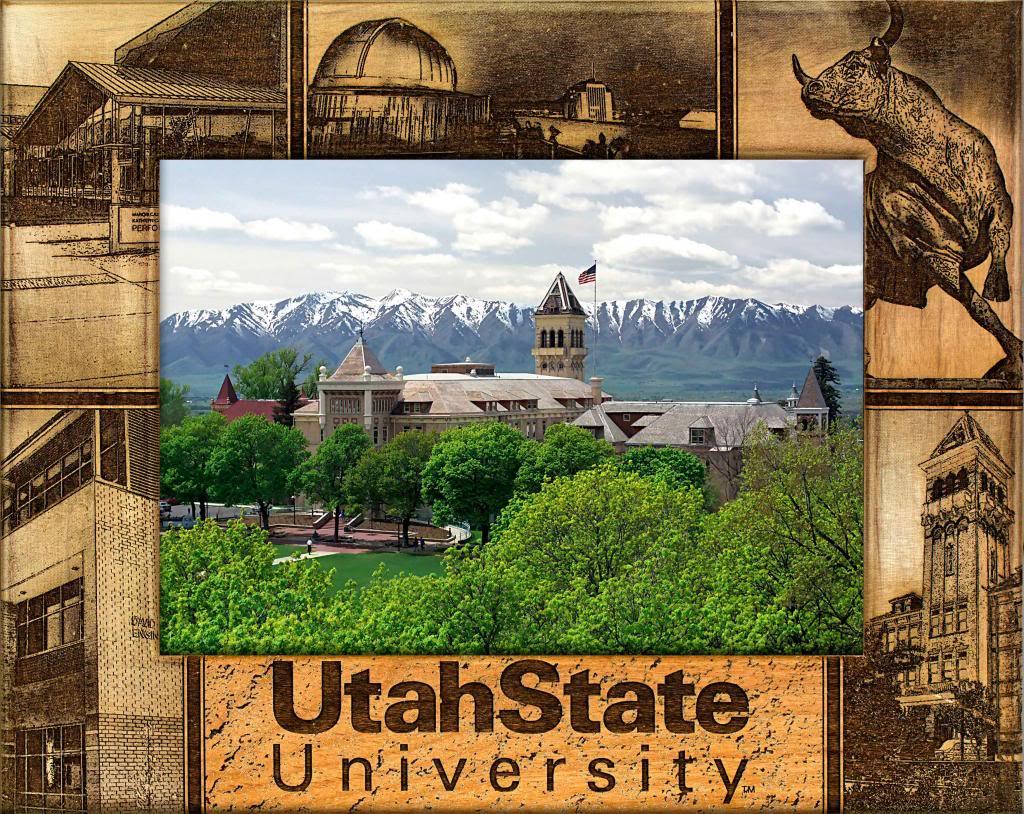 Utah State University in Logan, Utah