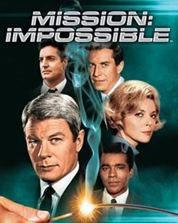 Mission Impossible the original TV series--www.mytributejournal.com