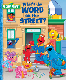 Sesame Street's Word on the Street! www.mytributejournal.com