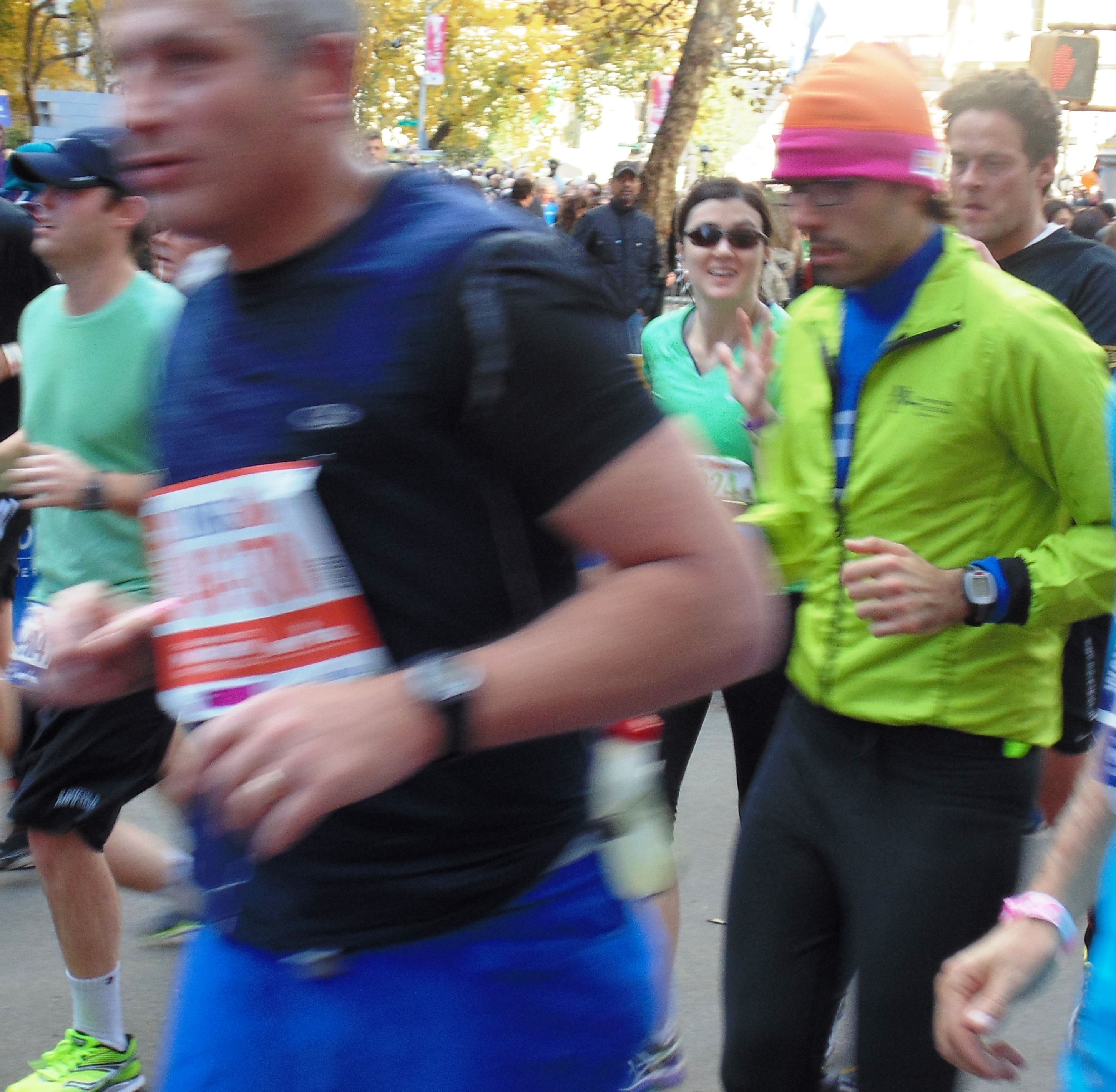 The New York Marathon 2013! www.mytributejournal.com