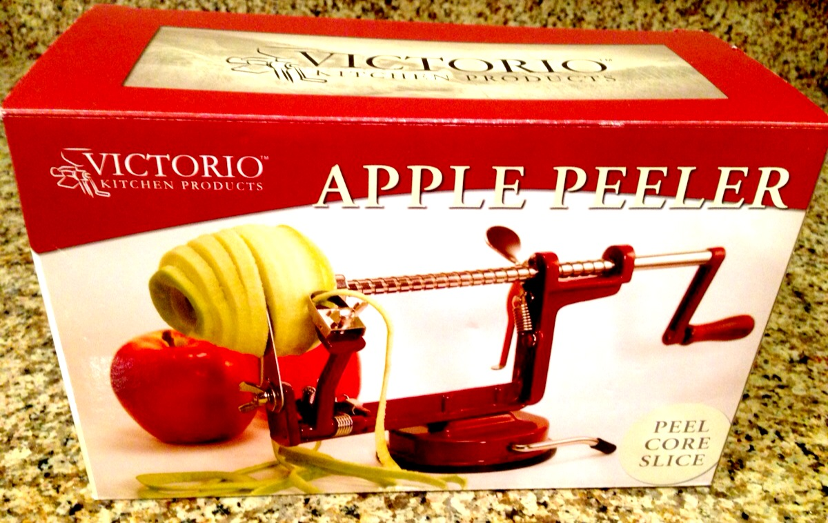 Victorio Apple Peeler! www.mytributejournal.com