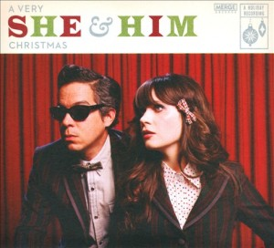 She and Him Christmas Album www.mytributejournal.com