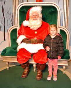 Santa at Disneyland! www.ytributjournal.com
