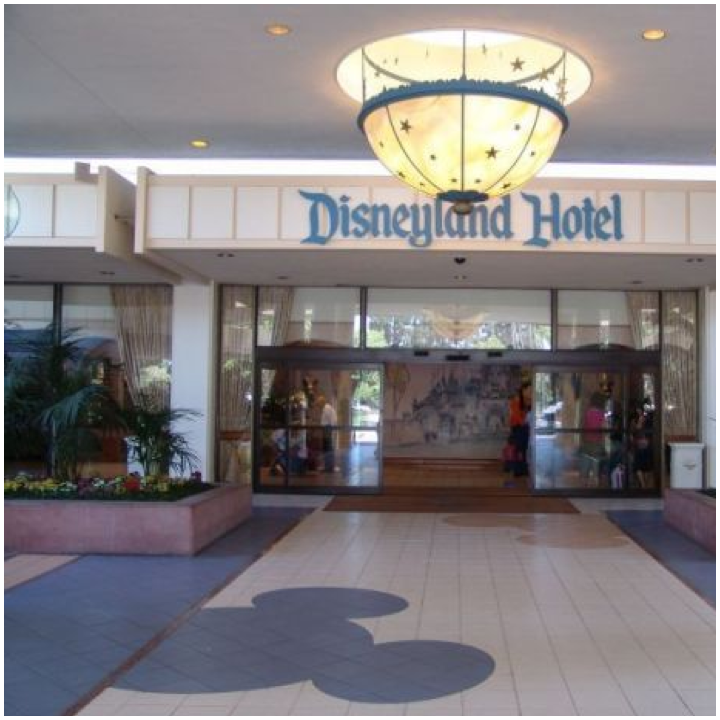 Disneyland Hotel www.mytributejournal.com