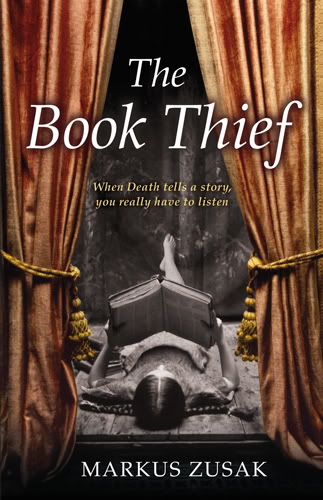 """Book Thief"" a great Christmas gift! www.mytributejournal.com"