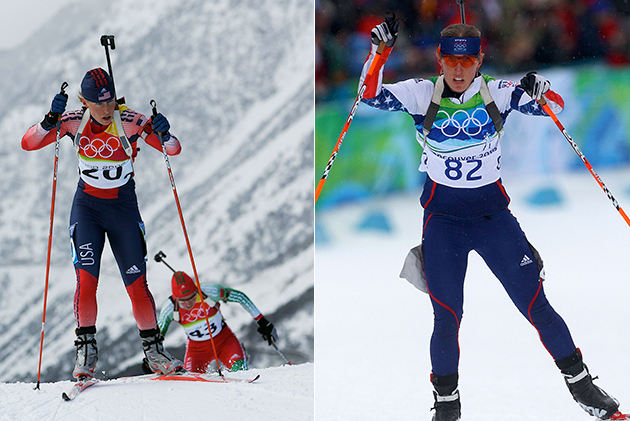 Winter Olympic biathletes www.mytributejournal.com