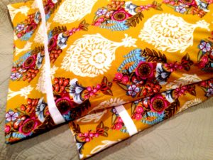 homemade pillowcases www.mytributejournal.com