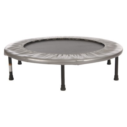 Mini exercise trampoline. www.mytributejournal.com