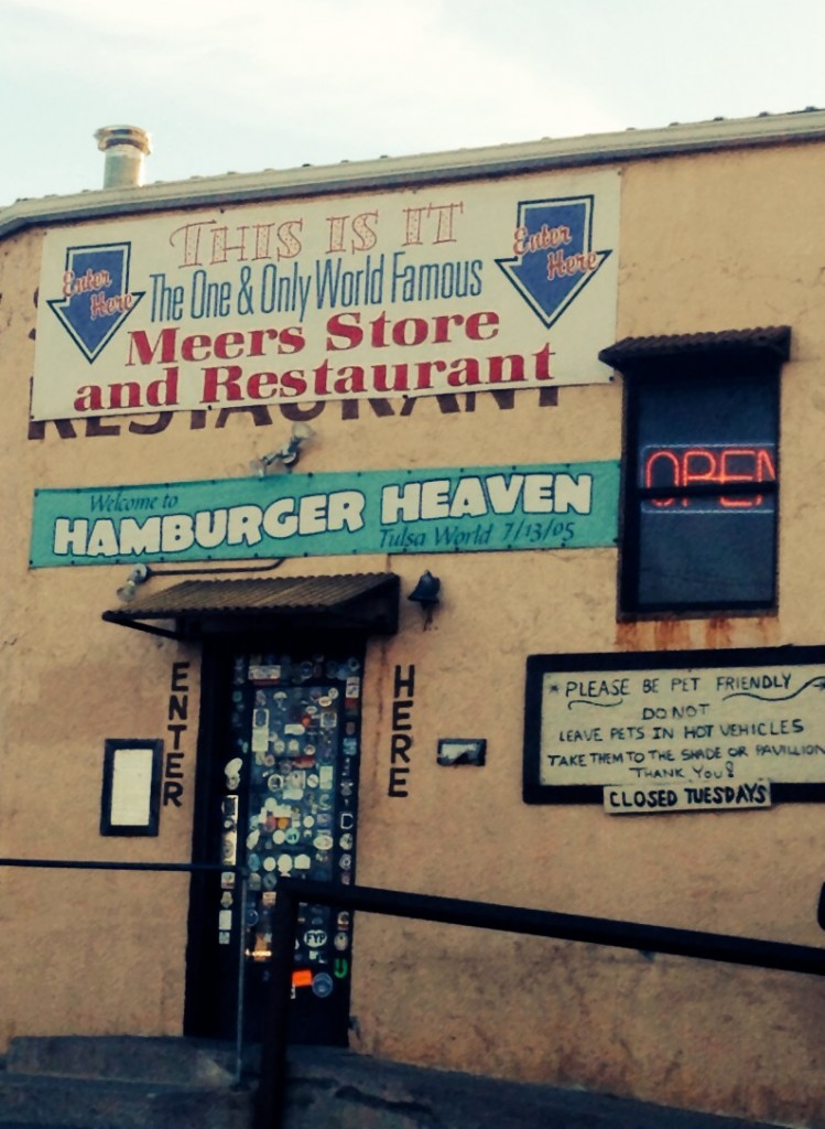 Meer's Hamburger Heaven in Lawton, Oklahoma www.mytributejournal.com