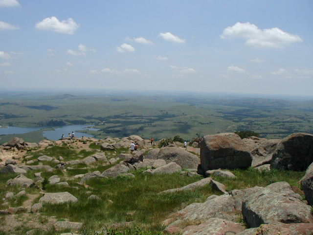 Oklahoma--Wichita Wild Mountain Refuge! www.mytributejournal.com