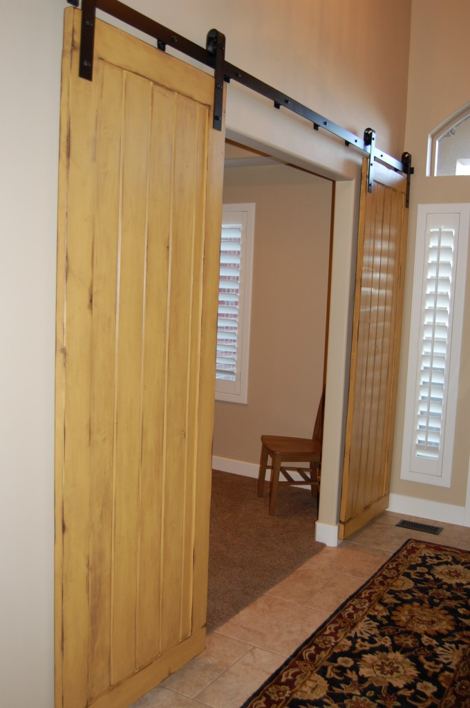 Sliding barn doors www.mytributejournal.com