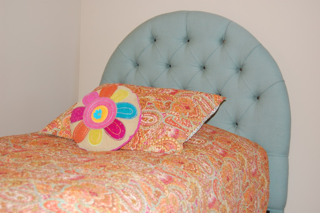 Upholstered headboard www.mytributejournal.com