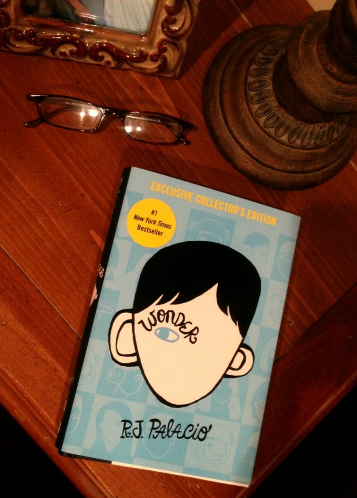 """Wonder"" by R.J. Palacio www.mytributejournal.com"