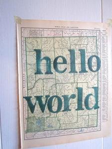 OpusandVerse vintage maps www.mytributejournal.com