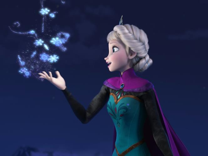 """Let it Go"" from the movie Frozen  www.mytributejournal.com"
