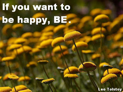 Tolstoy quote on being happy  www.mytributejournal.com