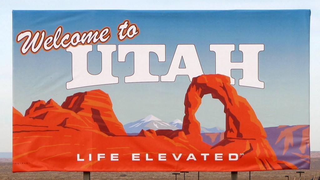 Beautiful Utah! Life elevated!