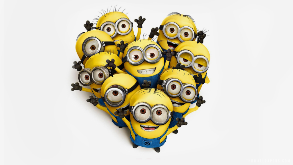 Minions from Despicable Me 2 movie  www.mytributejournal.com