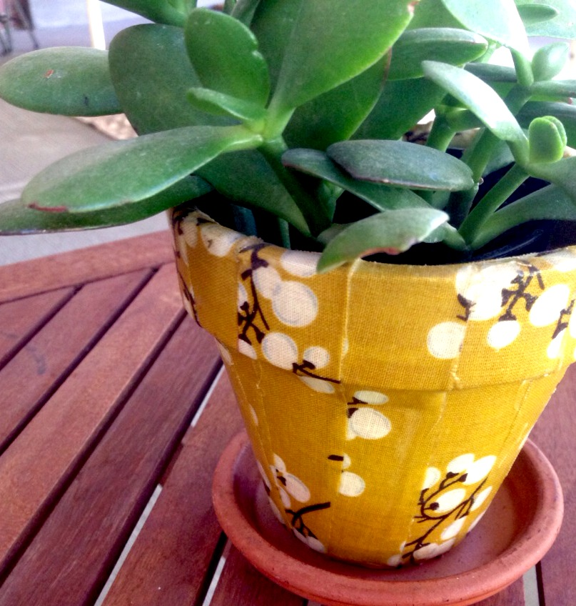 Decorative clay pots www.mytributejournal.com