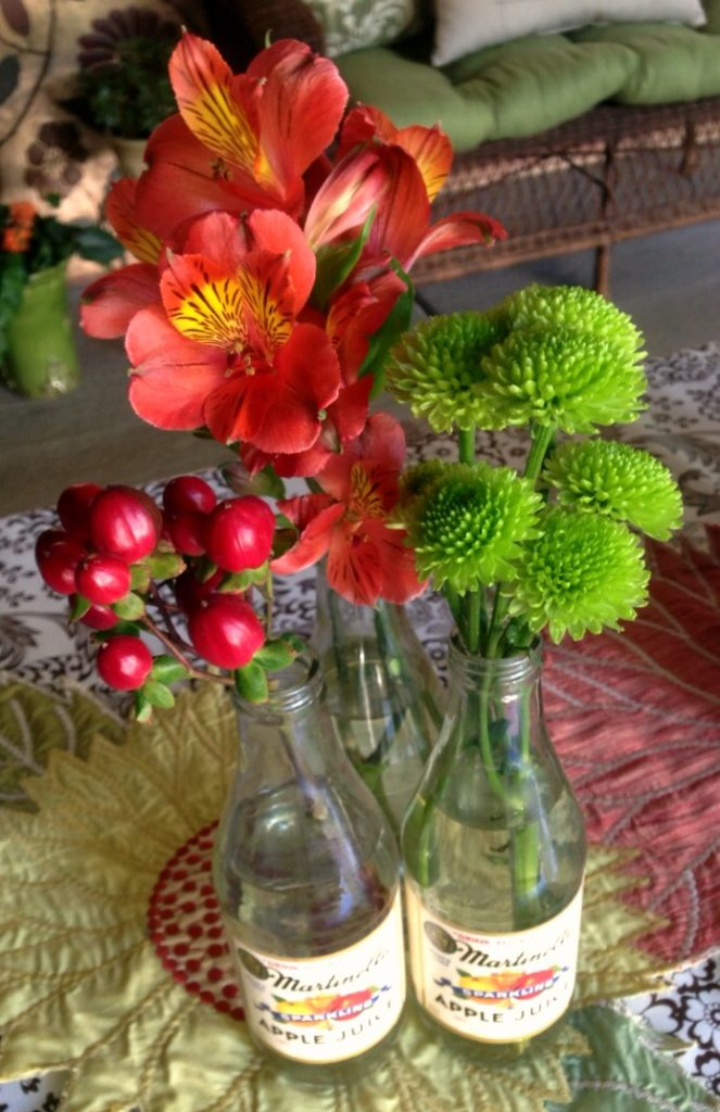 Vintage glass vases www.mytributejournal.com