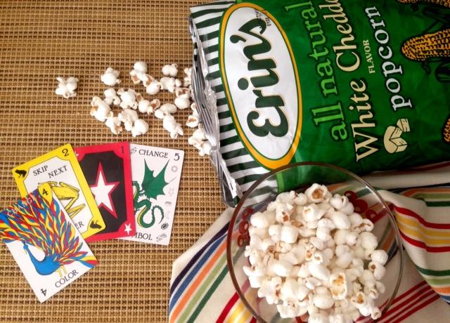 Erin's White Cheddar Popcorn www.mytributejournal.com