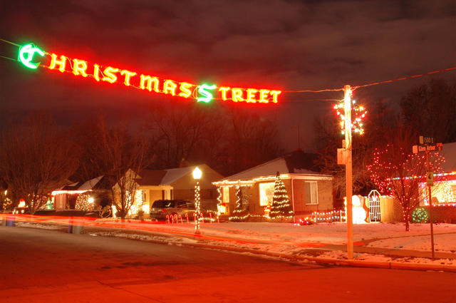 Christmas Street! www.mytributejournal.com