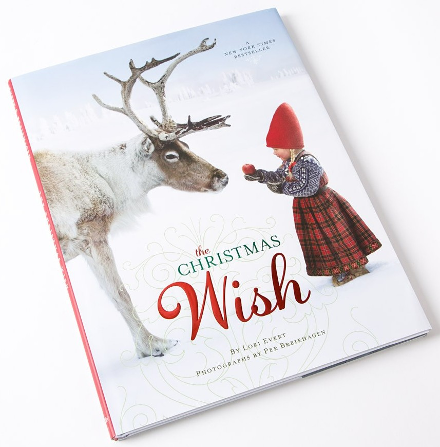 """The Christmas Wish"" by Lori Evert www.mytributejournal.com"