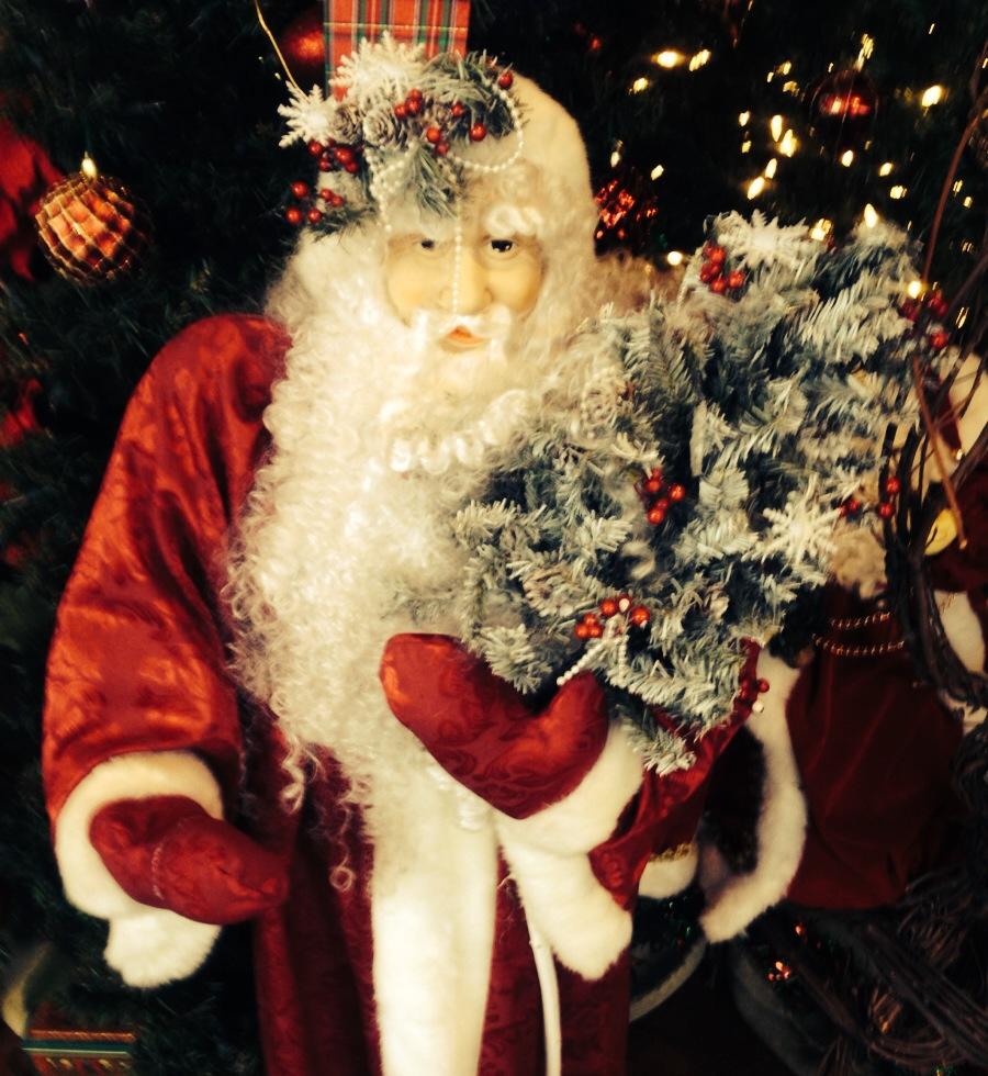 Vintag Santa www.mytributejournal.com