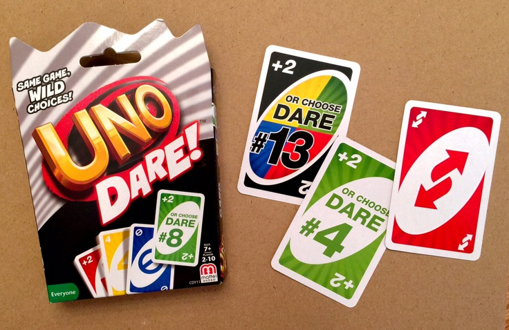 UNO Dare Game. www.mytributejournal.com