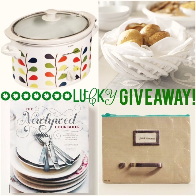 St. patrick's Day Giveaway!  www.mytributejournal.com