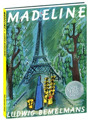The original Madeline book www.mytributejournal.com