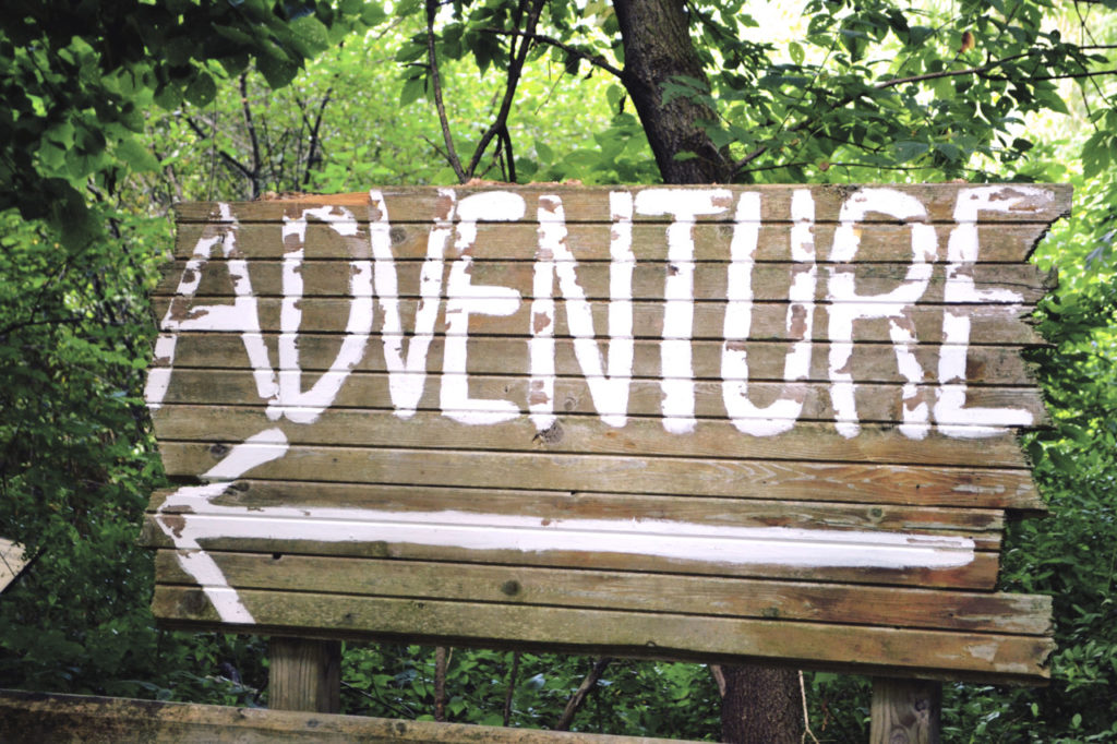 Adventures await... www.mytributejournal.com