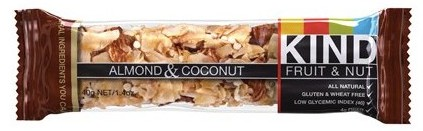 Healthy Snacks! Kind snack bars. www.mytributejournal.com