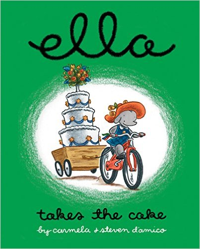 Children's books.  (Ella Takes The Cake!)  www.mytributejournal.com
