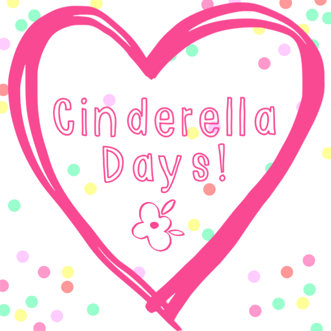 Cinderella Days! www.mytributejournal.com