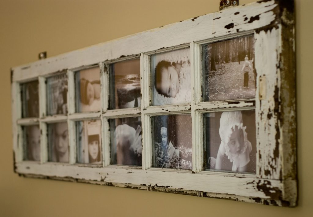 Window picture frame. www.mytributejournal.com