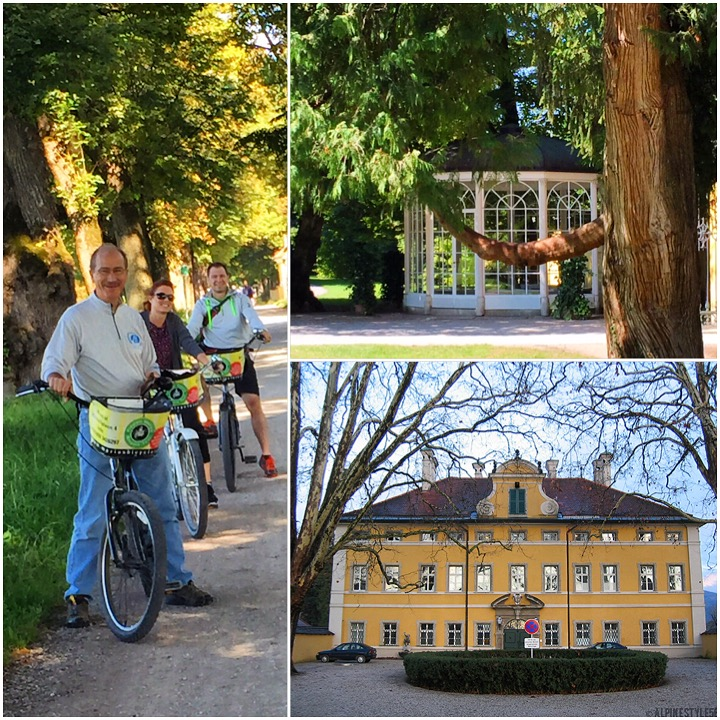 The Sound of Music bike tour, Salzburg, Austria! www.mytributejournal.com