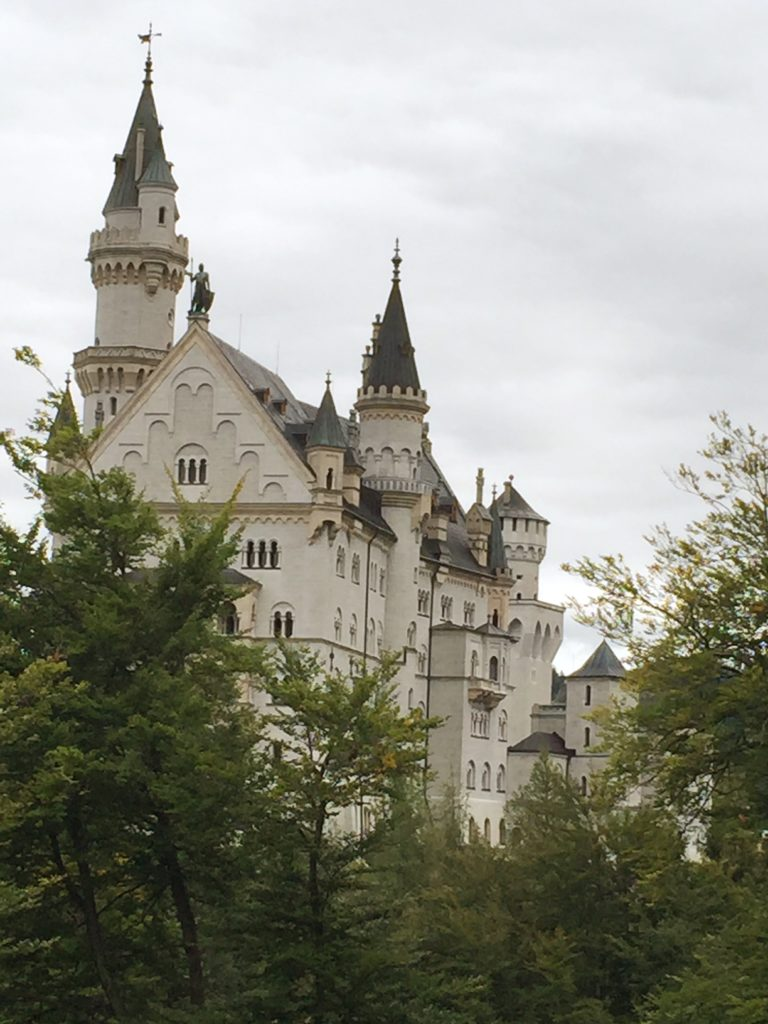 Neuschwanstein Castle in Gorgeous Germany! www.mytributejournal.com